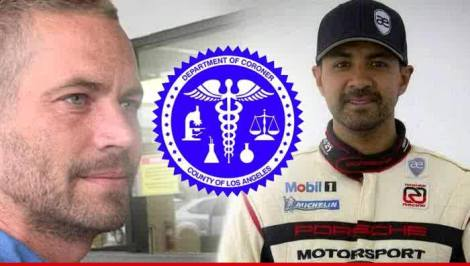 Paul Walker & Friend Roger Rodas