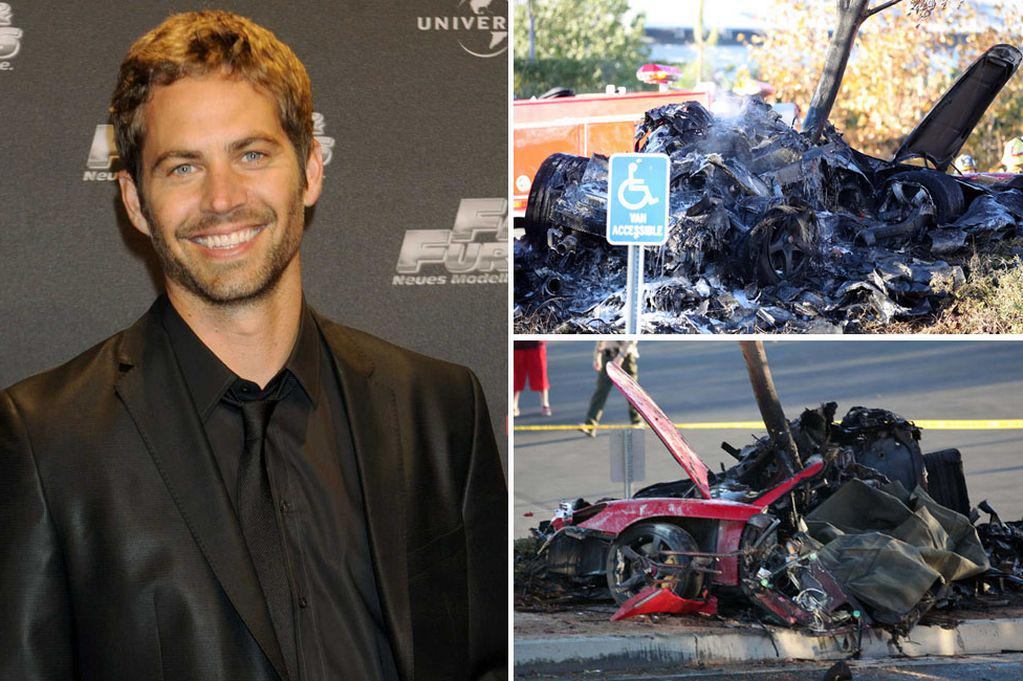 paul walker s sudden death graphic photos reveal. Black Bedroom Furniture Sets. Home Design Ideas