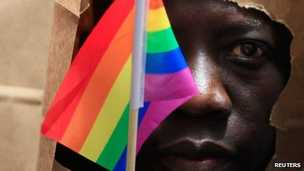 Some gay Ugandans have fled the country, saying they are being persecuted